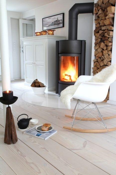 Kaminöfen Wohnidee, Dekotipps und die besten Hersteller Rental - wohnzimmer deko tipps
