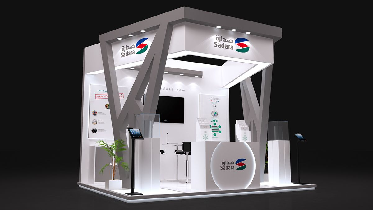 Exhibition Stand Design Saudi Arabia : Saudi arabia random exhibition on behance stands