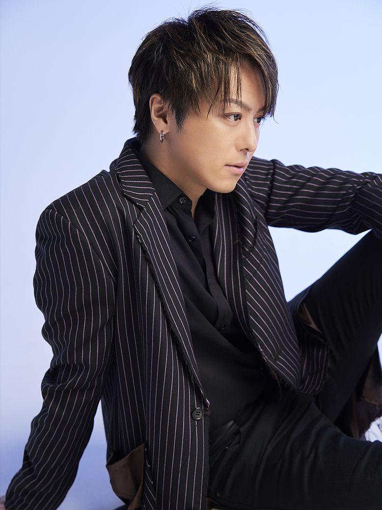 Interview Takahiro Exileのtakahiroとは真逆の性格で 演じがいが