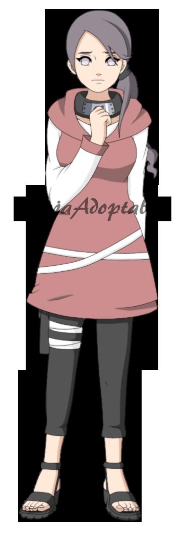 Hyuga Ayame Naruto Style by NinjaAdoptables on DeviantArt ...