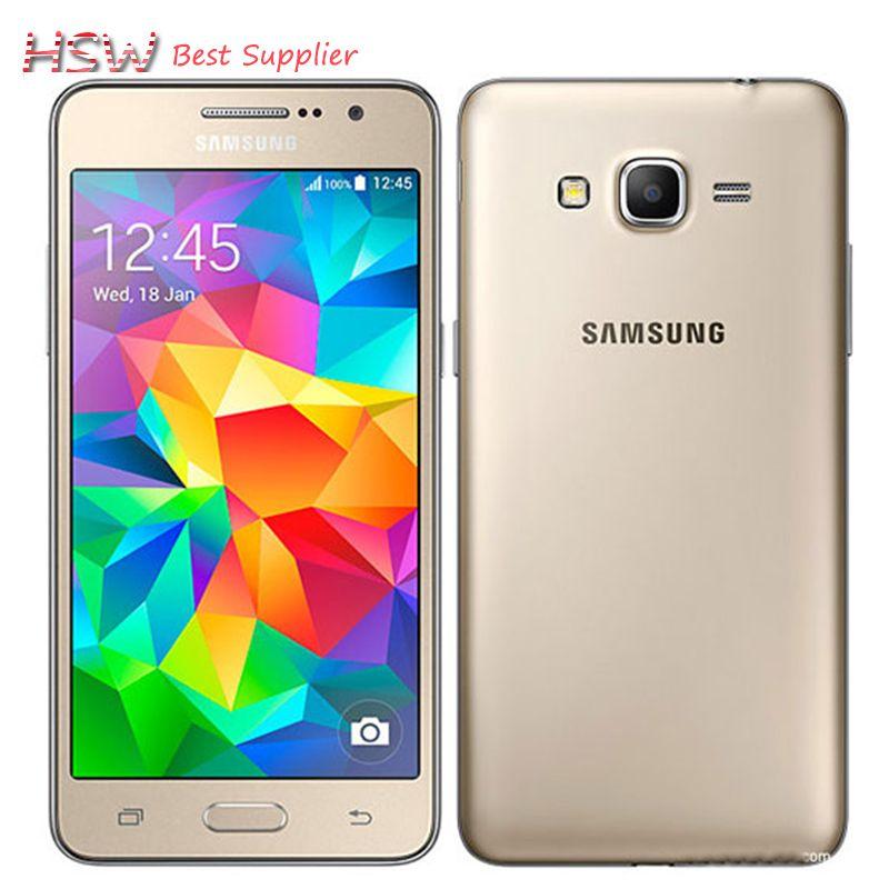 Original Refurbished Unlocked Cell Phone Original Samsung Galaxy Grand Prime G530 G530h Ouad Core Dual Sim 5 0 Inch T Galaxy Grand Prime Samsung Samsung Galaxy