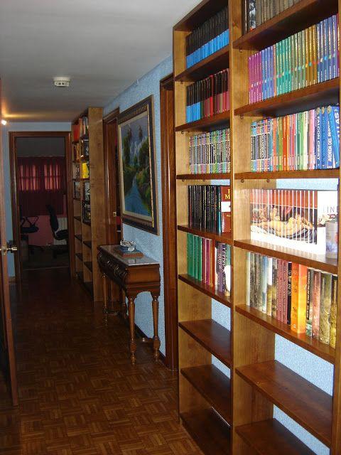 Bitácora de (mis) lecturas: Mis estanterias