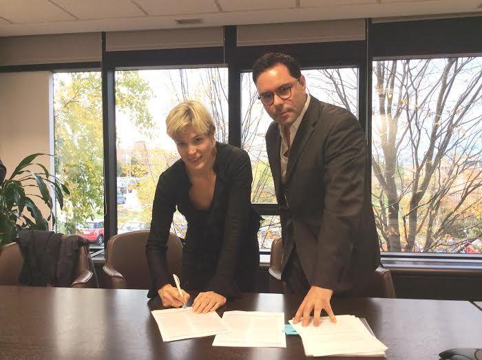 mytaxi y Diners Club Spain firman un acuerdo de colaboración