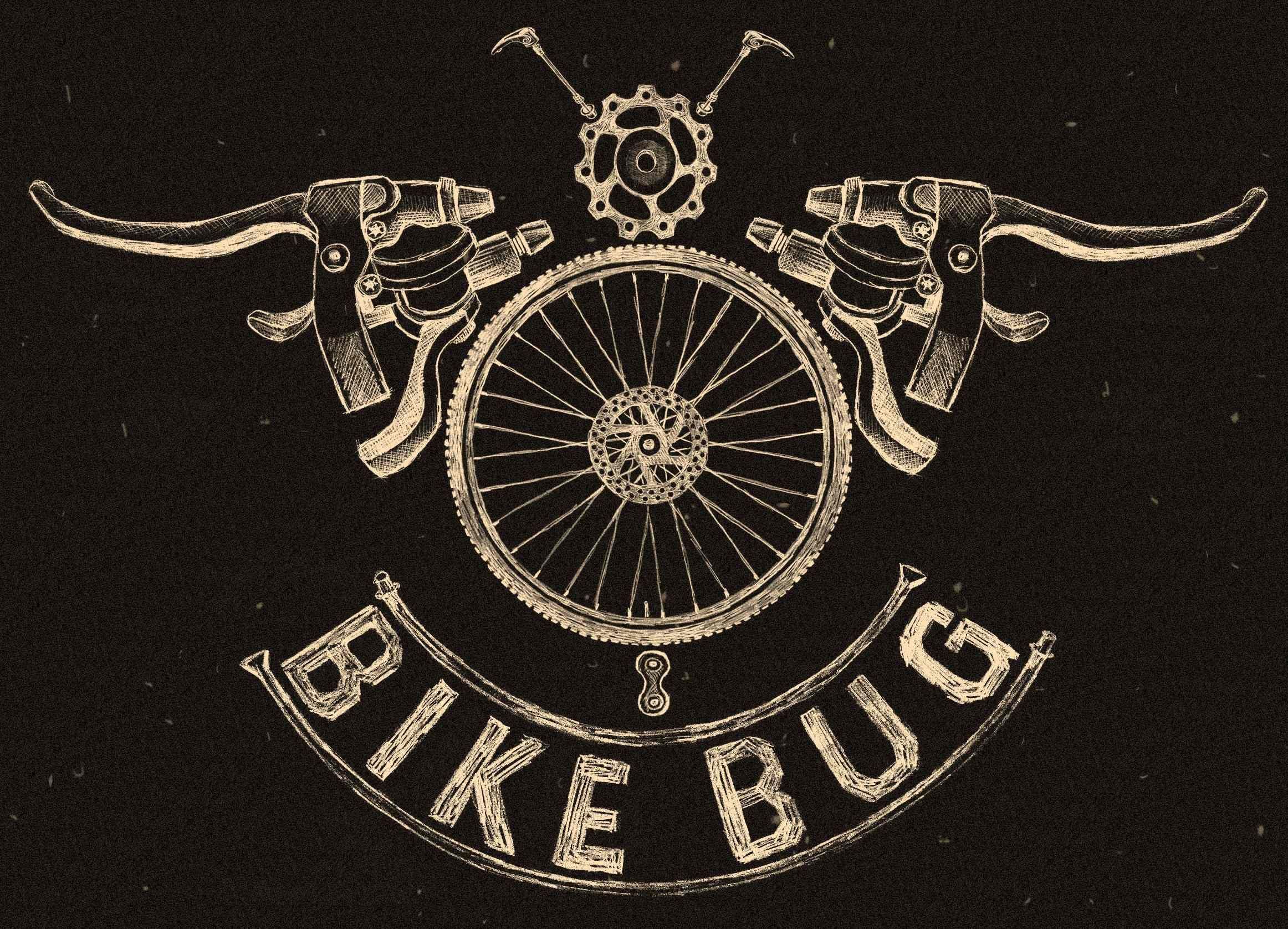 BikeBug MTB by Cycology Available as a tee shirt from www ...