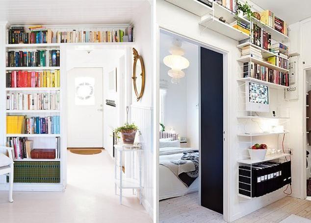 Decorar para aprovechar espacios las puertas espacios y for Como aprovechar el hueco de una escalera