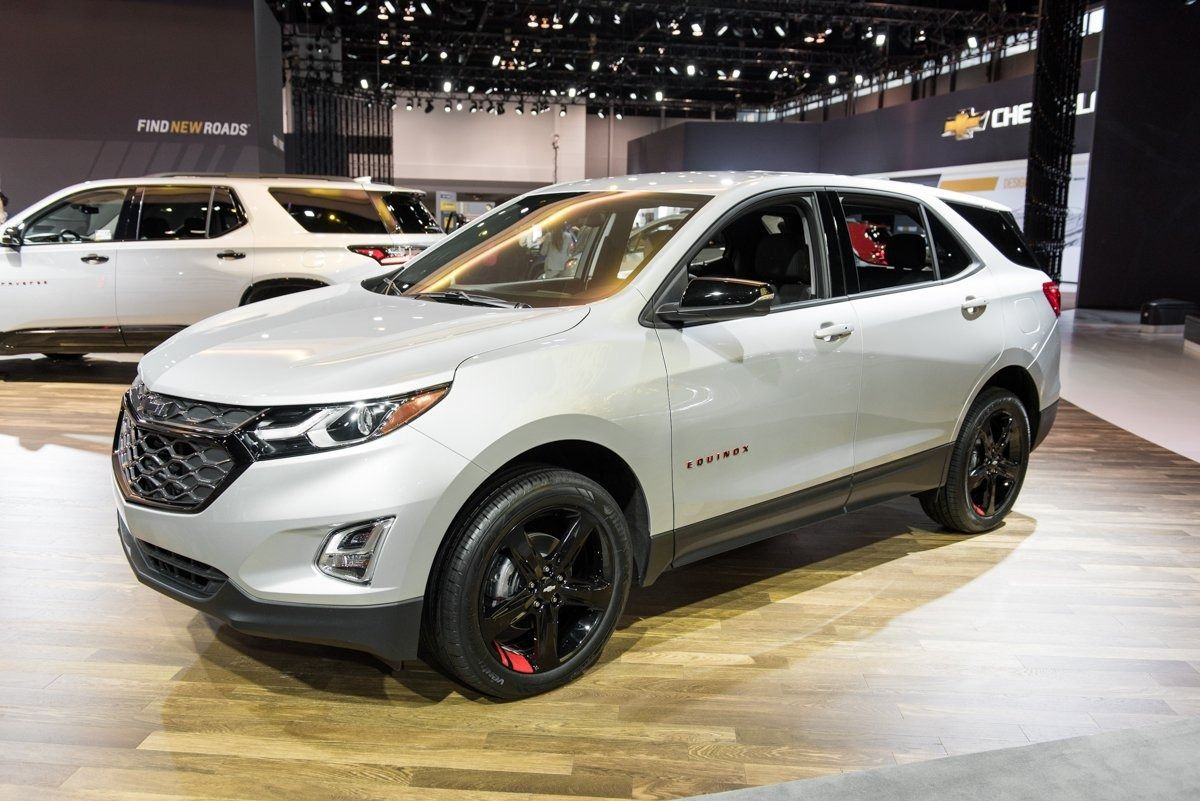 2019 Chevrolet Equinox Review Specs And Release Date Chevrolet