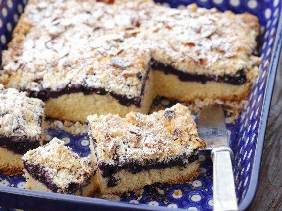 Joghurt-Brombeer-Kuchen ist ein Rezept mit frischen Zutaten aus der Kategorie Beerenkuchen. Probieren Sie dieses und weitere Rezepte von EAT SMARTER!