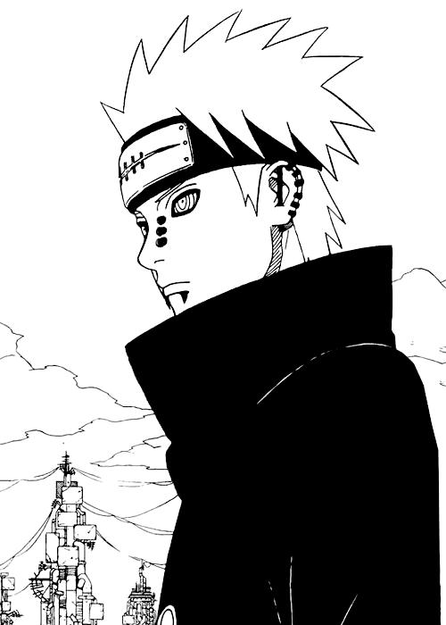 Pein Naruto En 2020 Tatuaje De Naruto Manga De Naruto Arte De Naruto