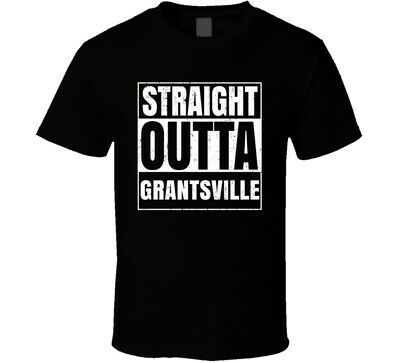 Straight Outta Grantsville Utah City Compton Parody Grunge T Shirt #fashion #clothing #shoes #accessories #men #mensclothing (ebay link)
