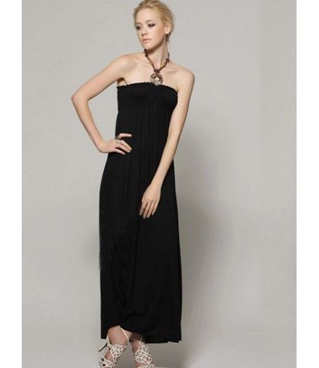 Tube maxi dress uk