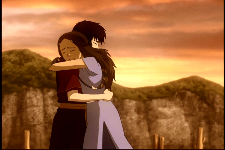 I love it when Katara and Zuko finally hug and become friends at last...it  warms my heart :) in 2020 | Avatar picture, Avatar images, Avatar