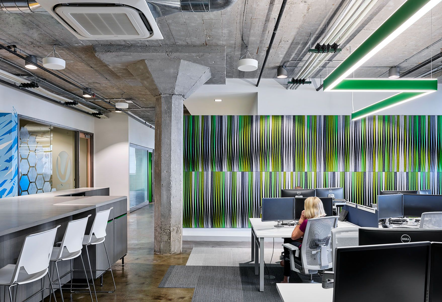 Valorem Consulting Offices In Crossroads Arts District Of Kansas City Mo Kc Tech Firm Sup Architecture Design Work Environment Design Renovation Architecture