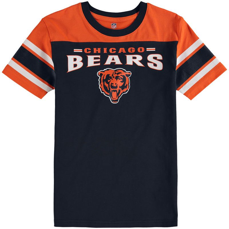 Chicago Bears Youth Fan Gear Loyalty TShirt Navy