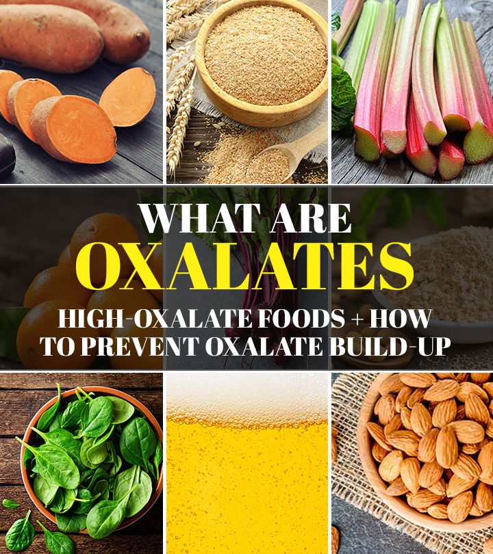 What Are Oxalates HighOxalate Foods + How To Prevent