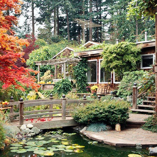 Artistic Stairs Canada: Fall Landscaping Lessons
