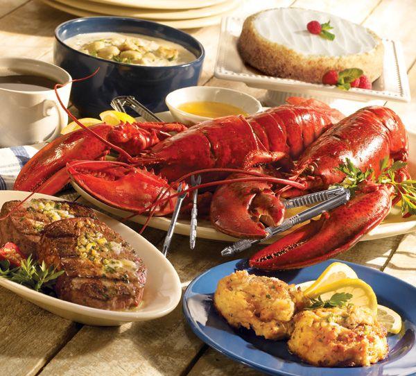 Surf n Turf | Delish | Pinterest | Shell cracker, Lobster ...