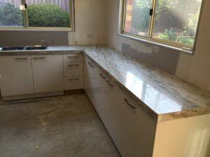 Fantasy Brown Granite Kitchen Benchtop