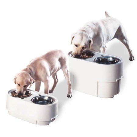 Pets Pet Feeder Dog Bowls Elevated Dog Feeder