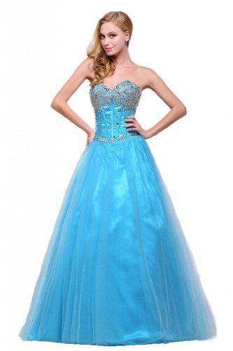 Mermaid Women's Prom Ball Gown Quinceanera Dress H3519, http://www.amazon.com/dp/B00H44HW9C/ref=cm_sw_r_pi_awdm_xNxltb1V71V2G
