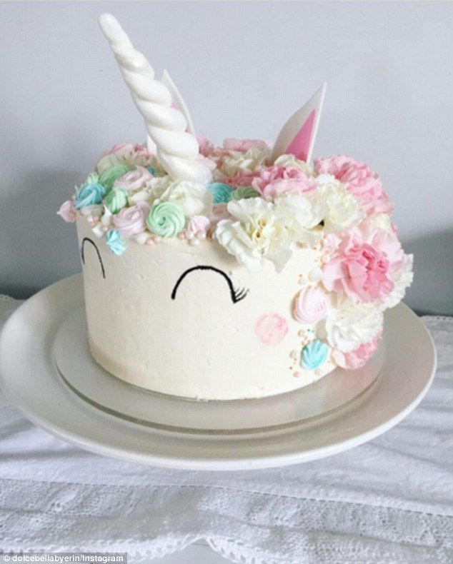 Cute unicorn cakes are the latest musthave for birthday