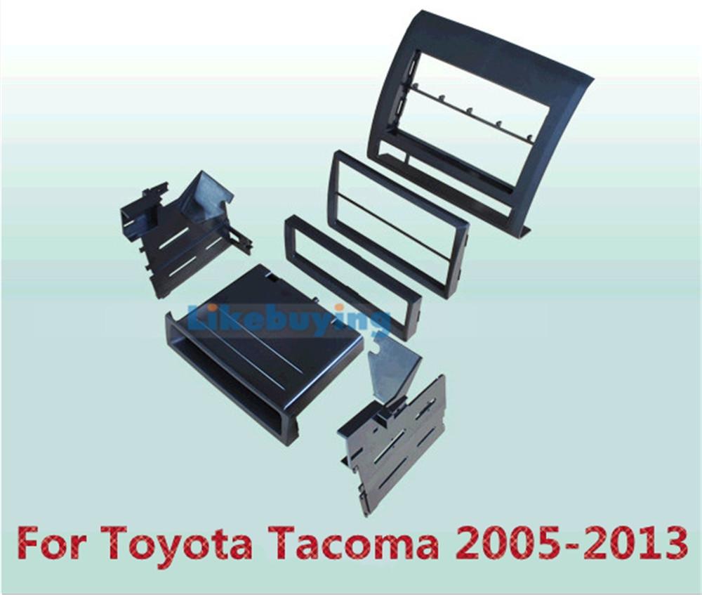 Fascia Diagram 2004 Toyota Tacoma - Electrical Work Wiring Diagram •