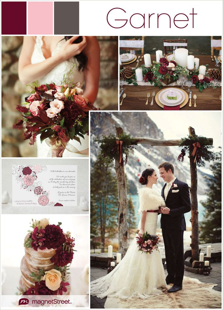 Fall Bridal Bouquet October