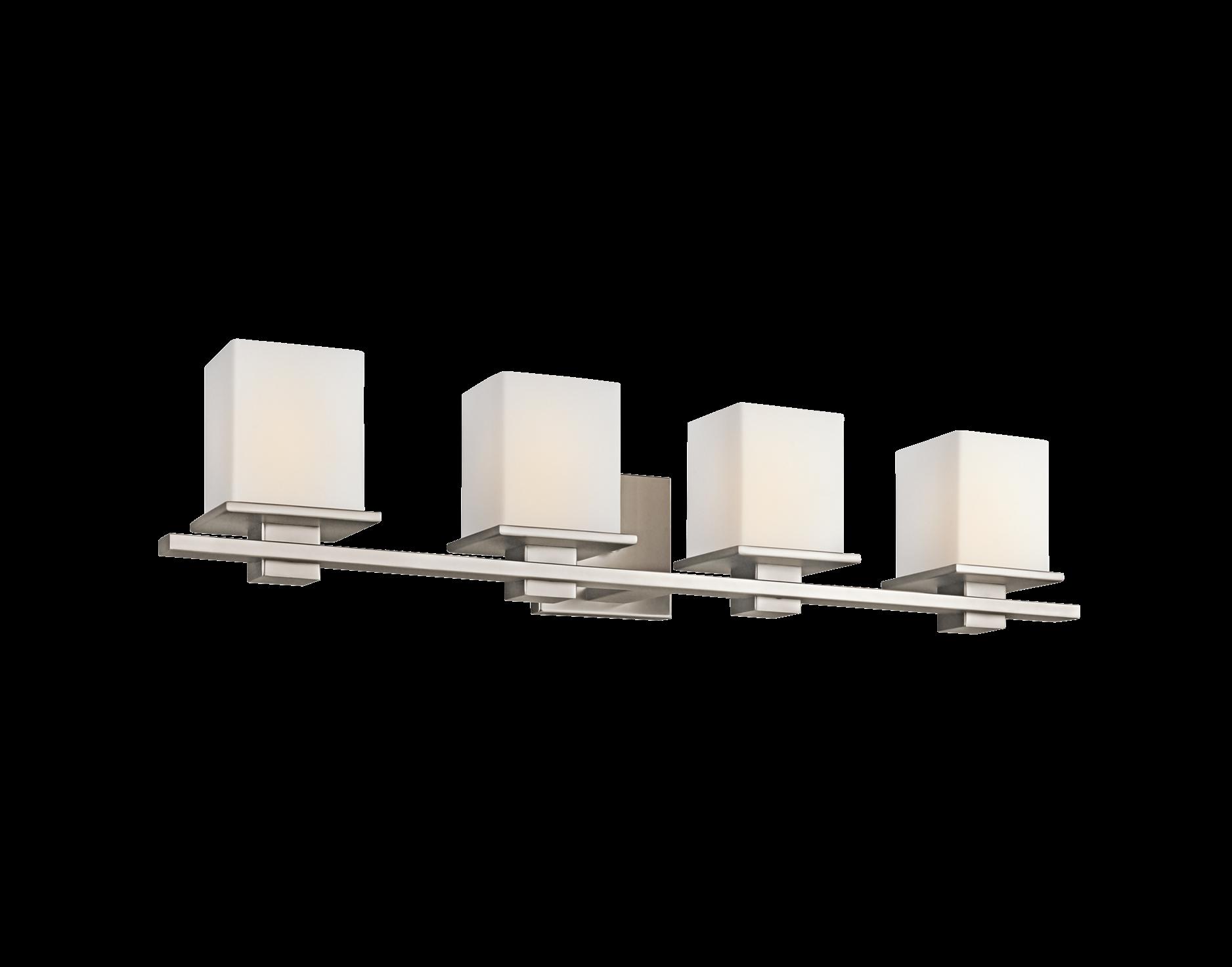 Bath 4Lt AP - Kichler Lighting - pendant, ceiling, landscape light fixtures & more