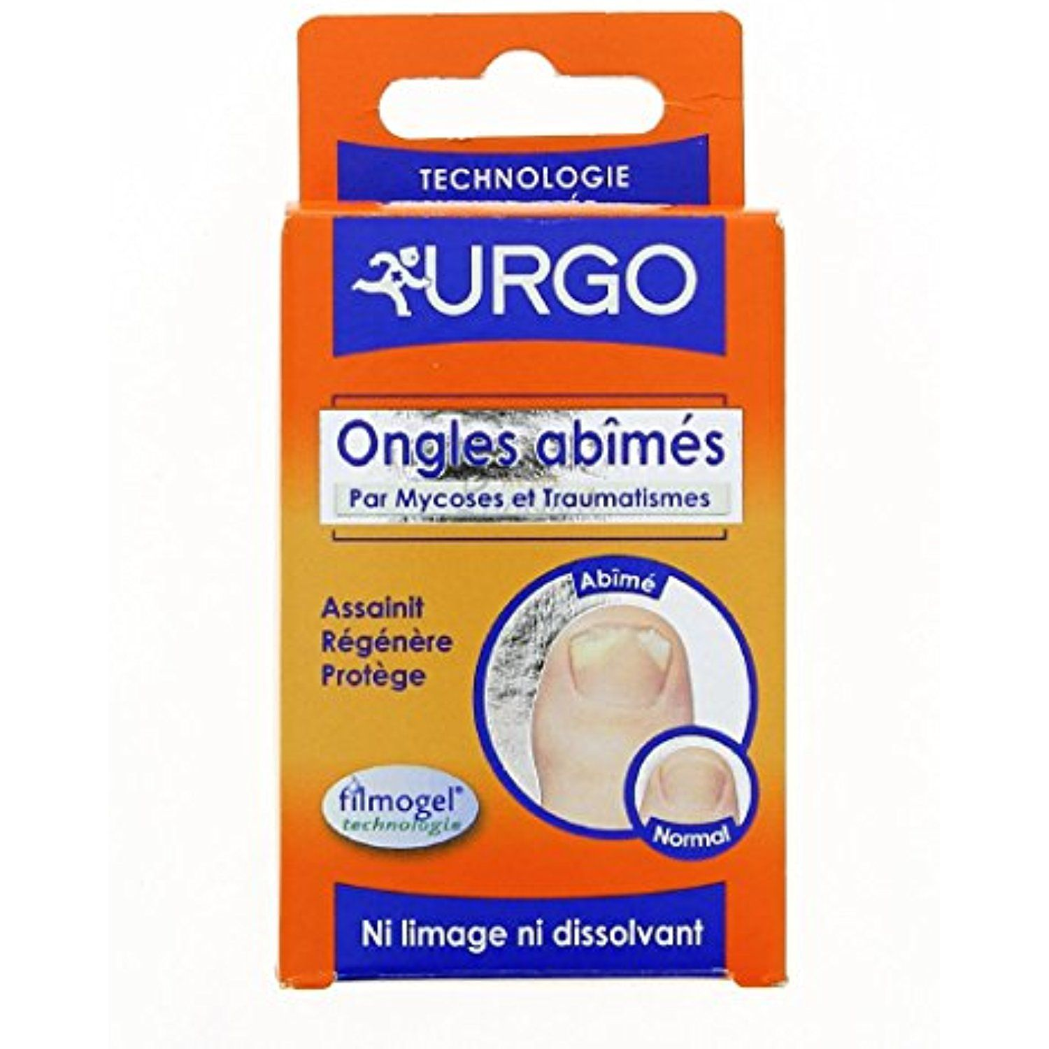 Urgo Damaged Nails 3.3ml *** Want to know more, click on the image ...