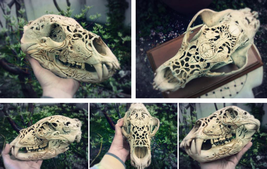 24+ Skull carving ideas in 2021