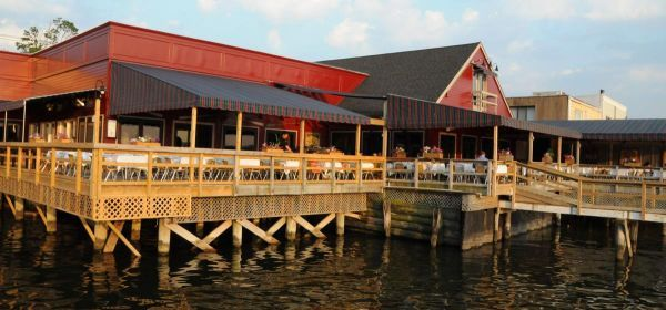 Louie S Clam Bar Port Washington Ny N Y Port