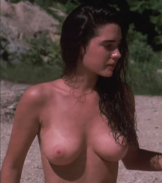 Jeniffer conelly before boob job good words