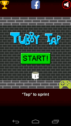 Get as far as you can! Tubby tap is a simple, popular, addictive game. Tap to make the tubby little marshmallow sprint past deadly hammers trying to splat the simple mallow. Race through this retro tunnel with somewhat eerie yet carefree retro music.<p>Looks easy? Try again! These hammers are ruthless so timing is everything. Once you have a handle on the game, accomplish achievements and try to beat your friends!<p><br>Please note: this app requires the newest google play services. Some…