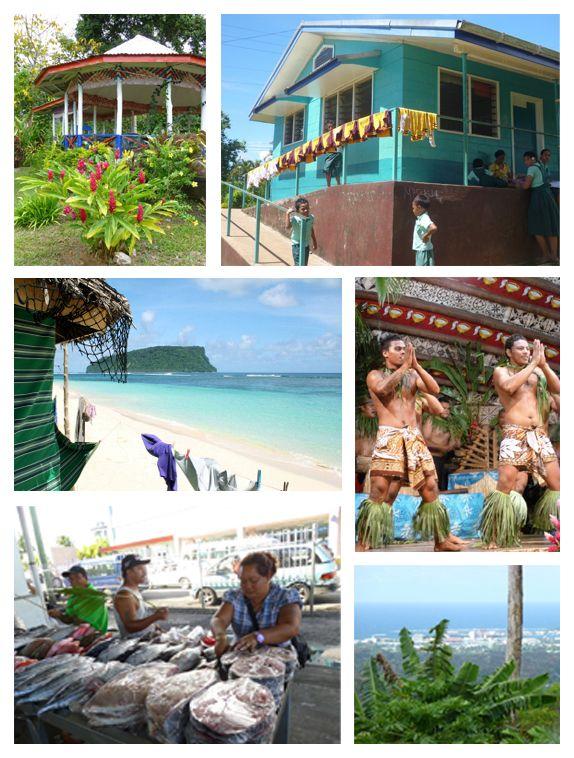 Südsee Inselstaat Samoa - http://www.projects-abroad.de/ziellander/samoa/