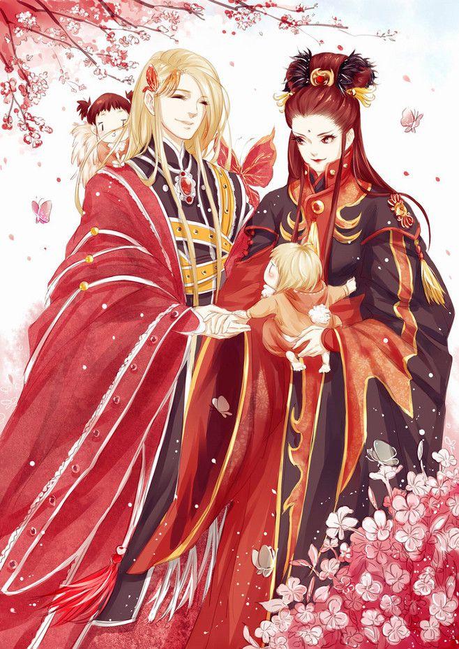 开心guo采集到动漫(2359图)_花瓣 霹雳 蝴蝶君 公孙月 Fantasy love, Anime, Art