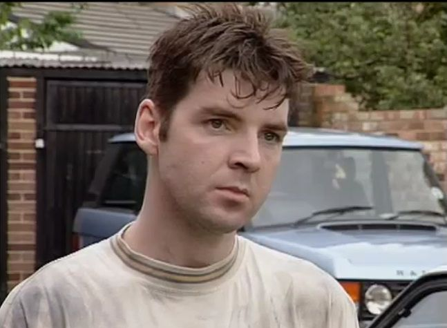 a young Brendan Coyle; Screen Captures in 2019 | Brendan ...