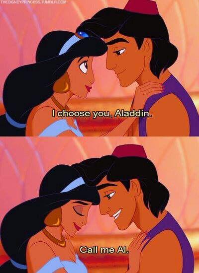 I Choose You Aladdin Disney Disney Bilder Disney Bilder