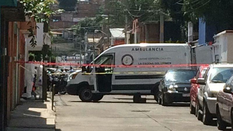 Asesinan A Empleado Del Ooapas En La Colonia Industrial Lo