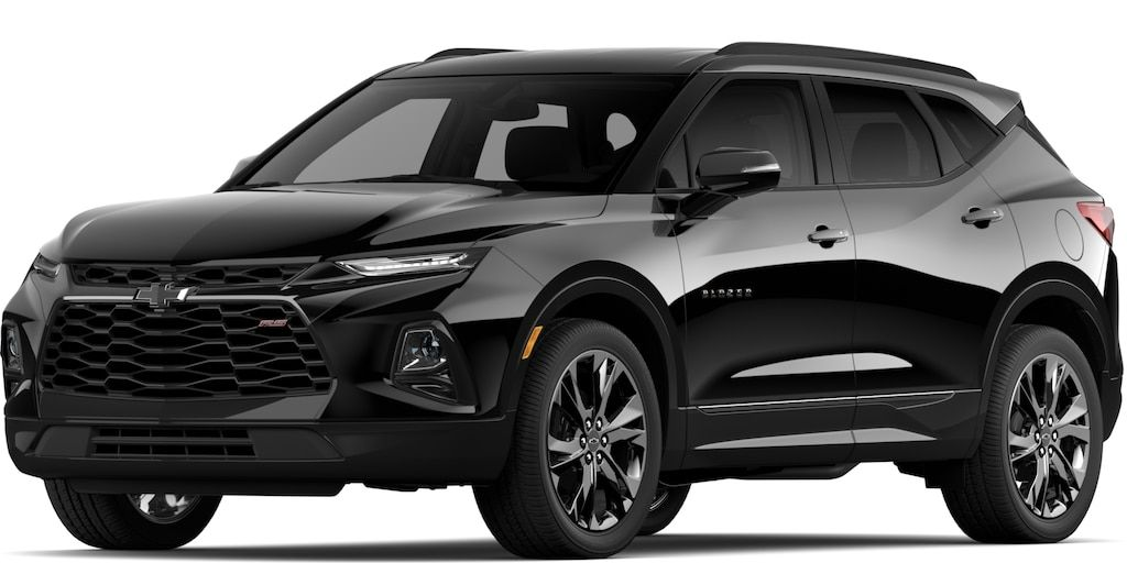 Chevy Blazer Suv In 2020 Sporty Suv Chevy Trailblazer