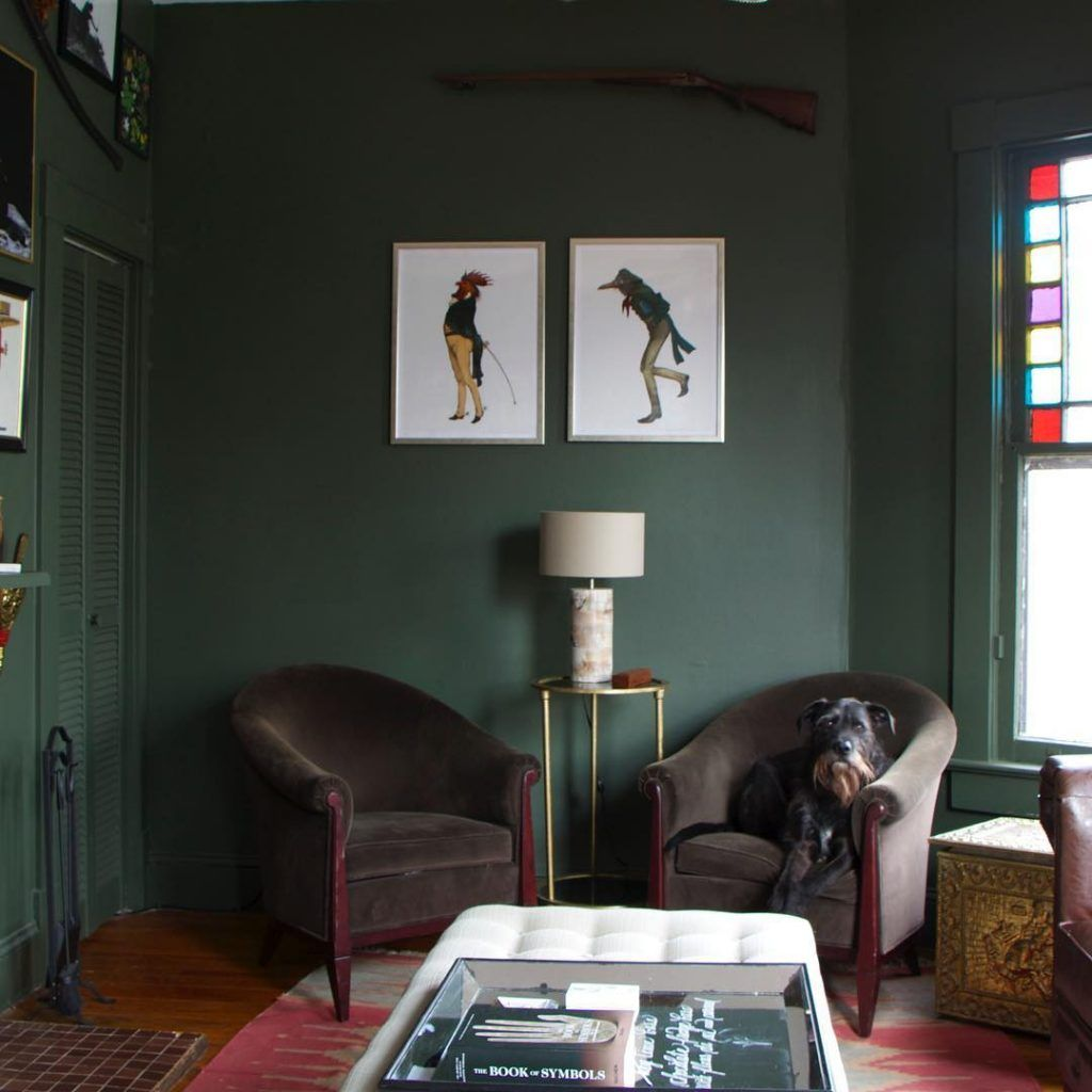 Benjamin Moore Colors For Your Living Room Decor: Image Result For Benjamin Moore Cushing Green