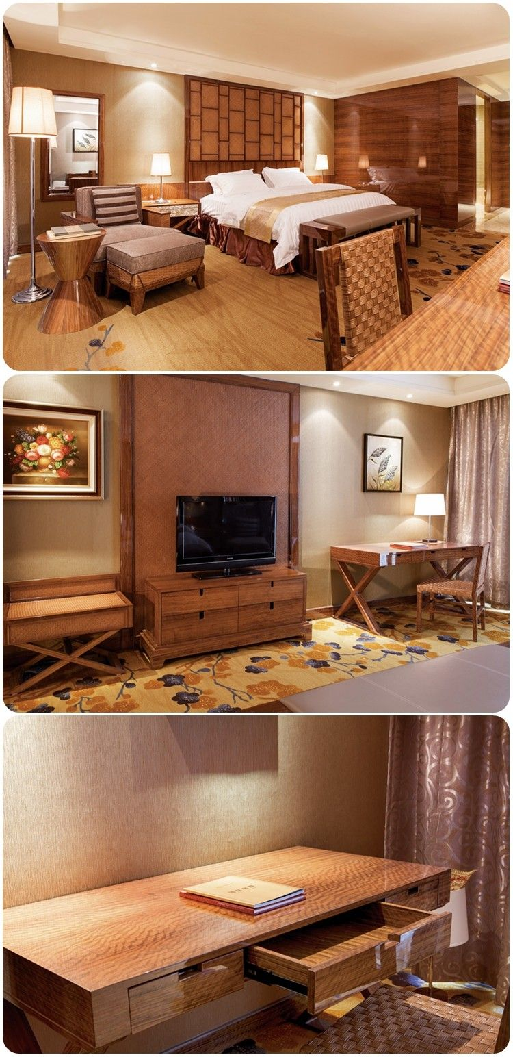 china factory wholesale latest wooden antique cheap hotel furniture