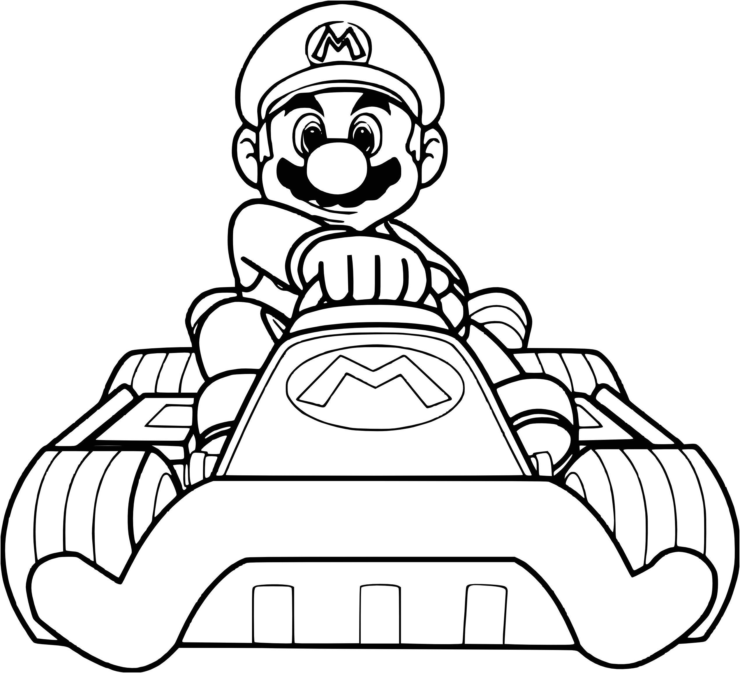 Epingle Sur Coloriage Mario