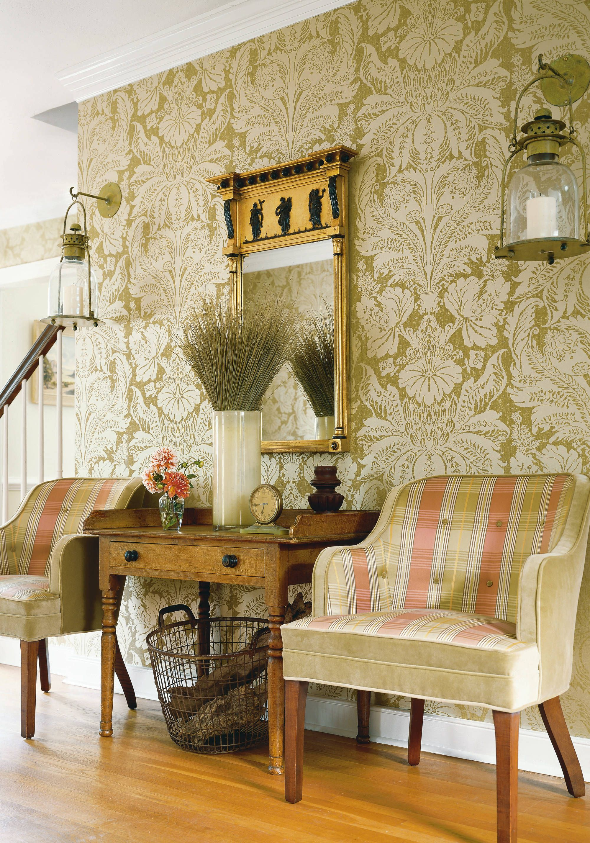 Beaufort+Damask+From+Tidewater+Collection