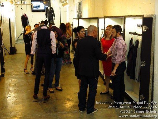 Indochino at McCormick Place Miami! #menswear #mensfashion #fashion # suits #indochino #custommade