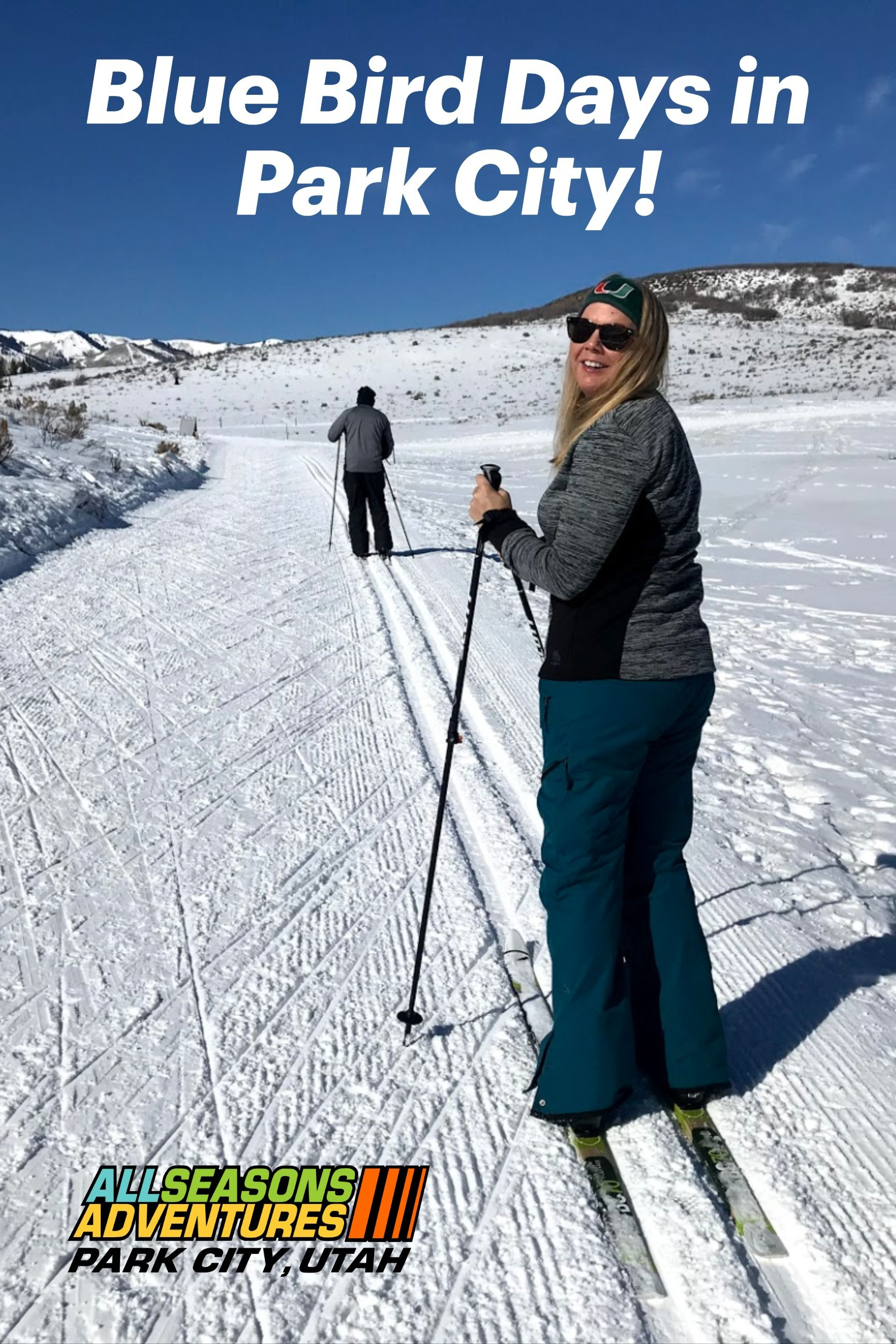 Enjoy Your Spring Break In Park City With A Guided Adventure Cross Country Skiing Snowshoeing Trapshooting Or Fly Fishing In 2020 Park City Park City Utah Ski Park