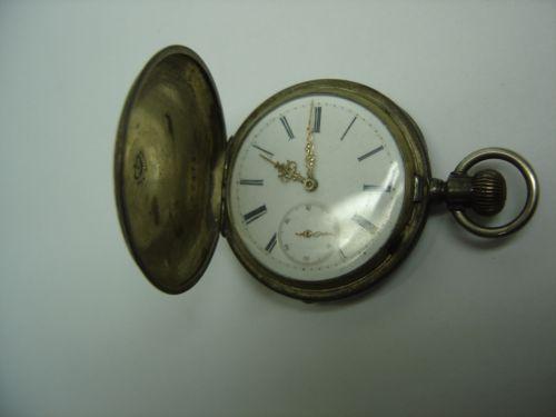 Jules-Humbert-Fine-Silver-15J-Pocket-Watch-N570-B