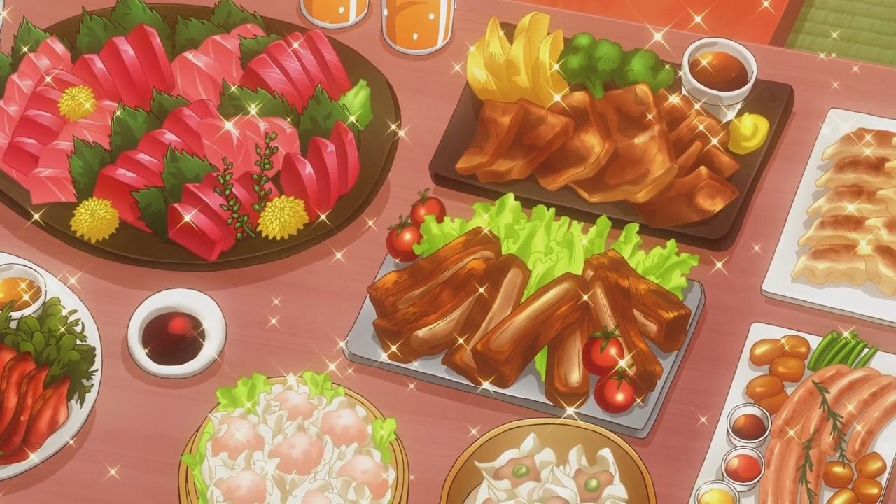 Nekopara extra ova food food illustrations food drink