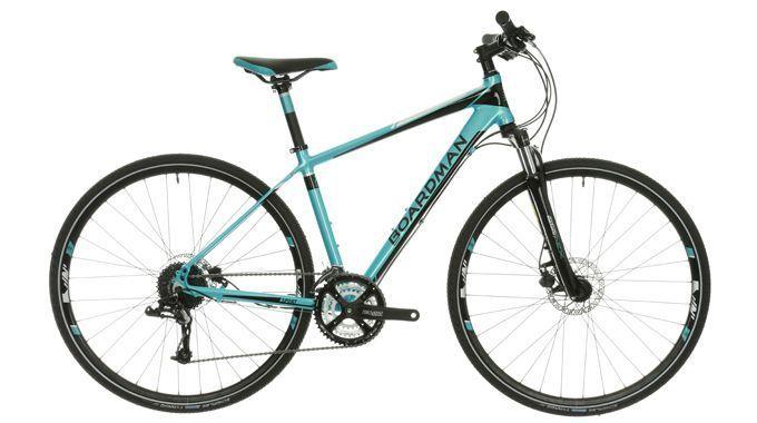 New Hybrid Bikes Under 500 From Boardman S Performance Range Total Women S Cycling Comfort Bike Womens Bike Hybrid Bike