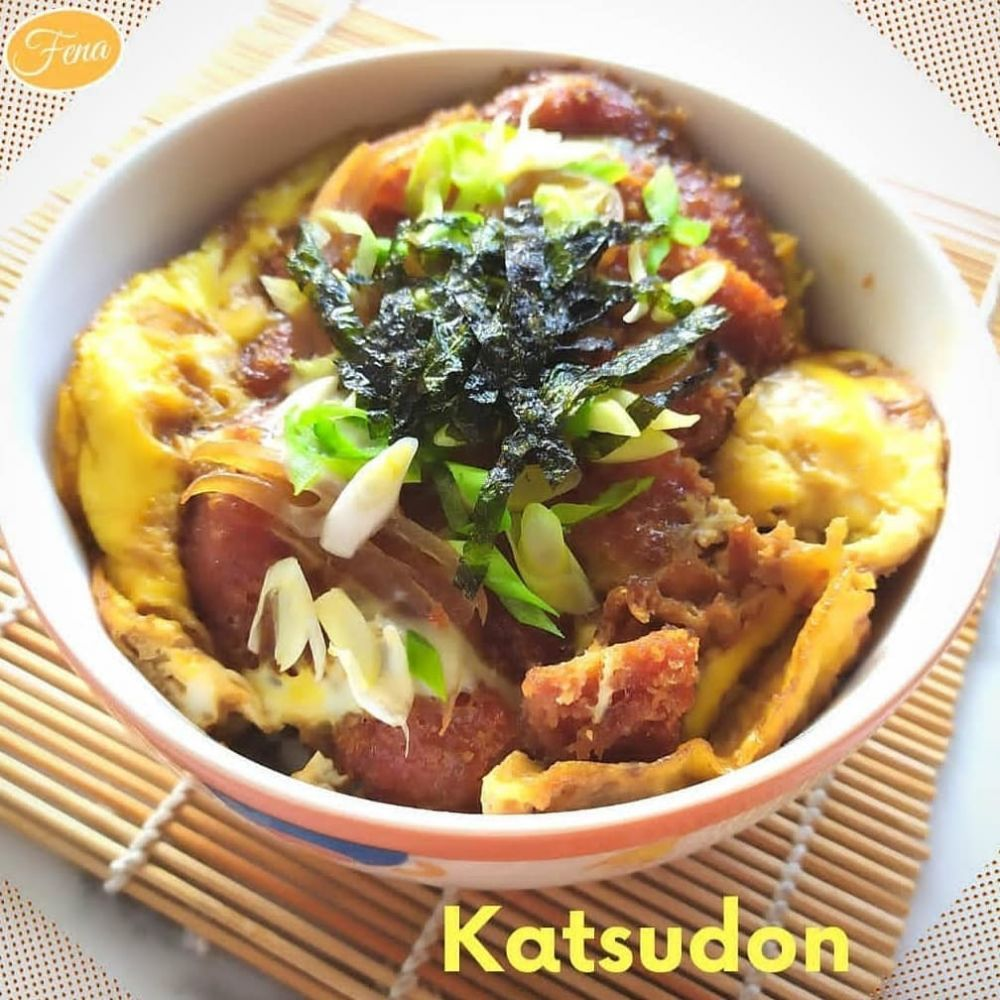 Masakan Internasional Jepang Instagram Resep Makanan Makanan Resep