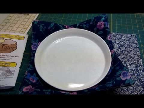 How To Make A Microwave Bowl Cozy Featuring Tiffany