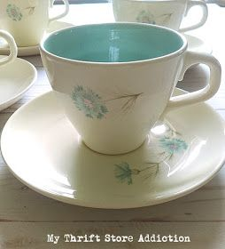 Delightful Dishes by Taylor Smith and Taylor Friday's Find #248 #thriftstorefinds